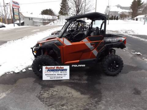 2019 Polaris General 1000 EPS Deluxe for sale in Lewiston, ME