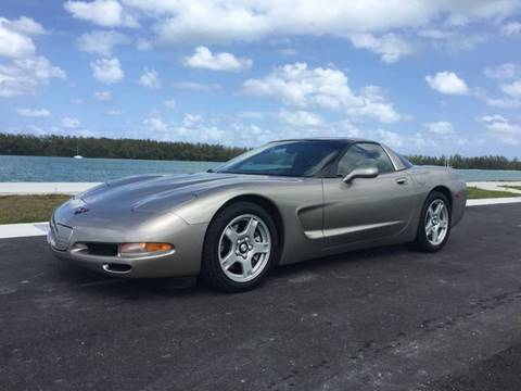 1998 chevrolet corvette for sale - carsforsale
