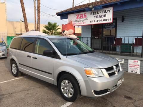 2008 Dodge Grand Caravan for sale in El Cajon, CA