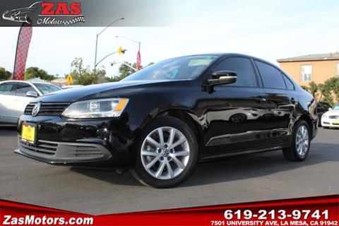 2012 Volkswagen Jetta for sale in La Mesa, CA