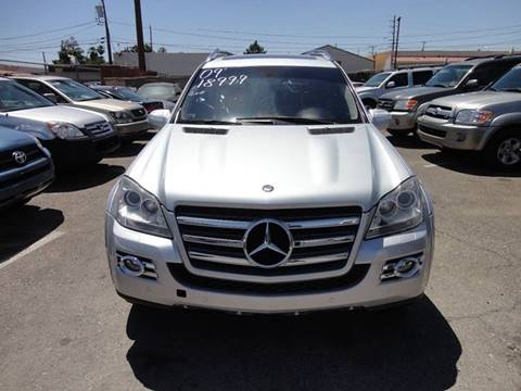 Mercedes benz gl class for sale in las vegas nv for Mercedes benz for sale las vegas