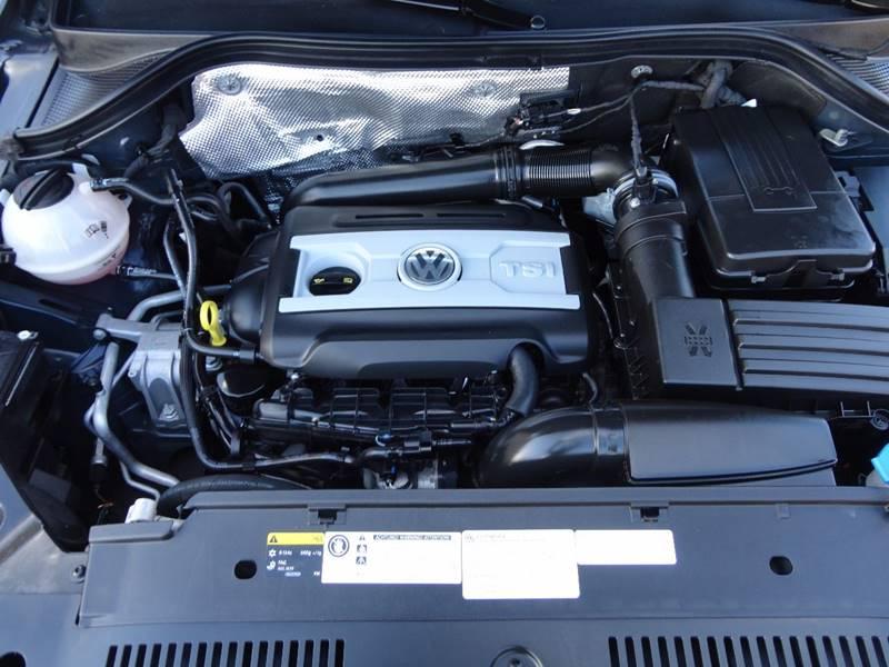 2014 Volkswagen Tiguan R-Line 4dr SUV - Las Vegas NV