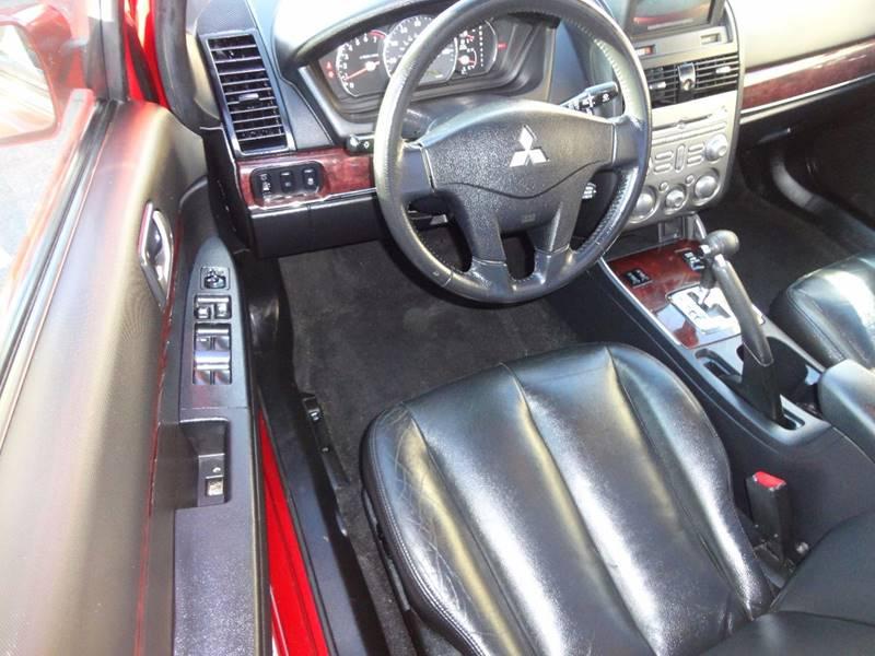 2011 Mitsubishi Galant SE 4dr Sedan - Las Vegas NV