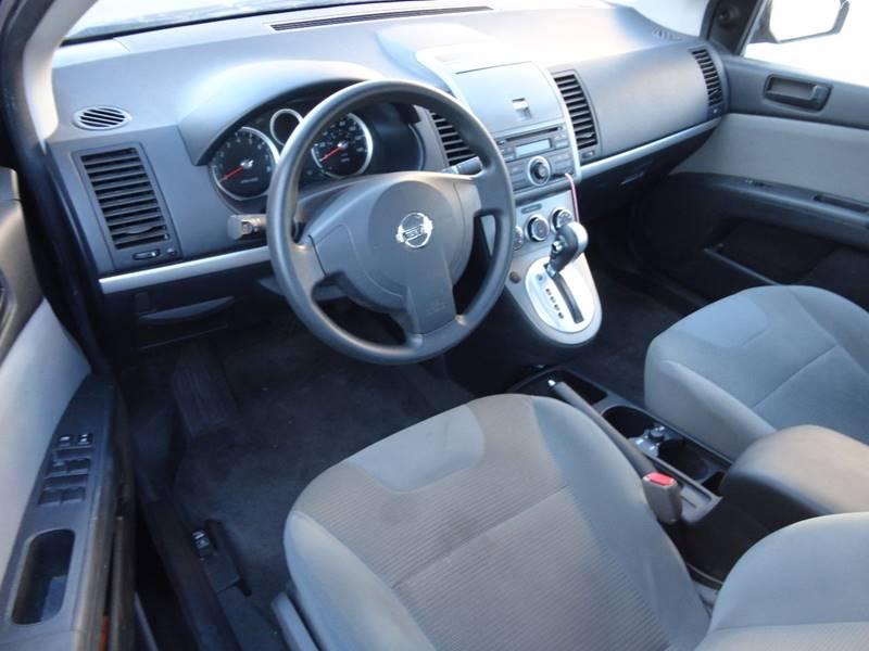 2010 Nissan Sentra 2.0 S 4dr Sedan - Las Vegas NV