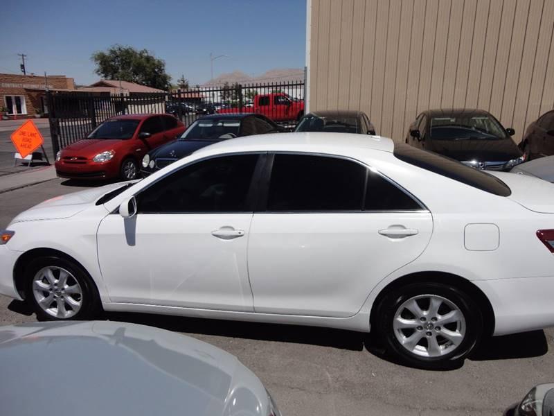 2011 Toyota Camry LE 4dr Sedan 6A - Las Vegas NV