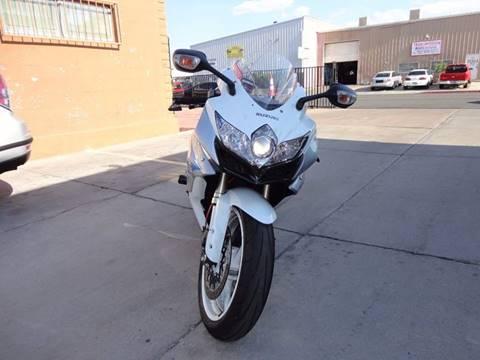 2008 Suzuki GSX 600 cc for sale in Las Vegas, NV