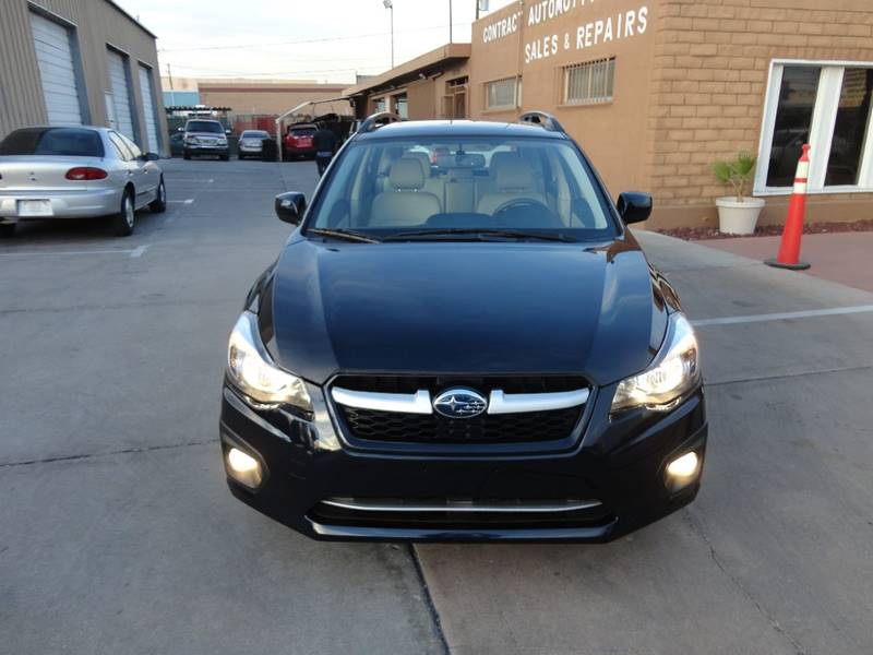 2014 Subaru Impreza for sale at CONTRACT AUTOMOTIVE in Las Vegas NV