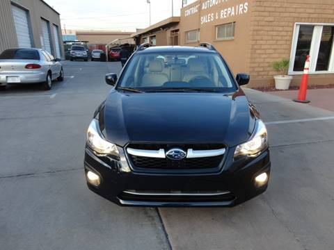 2014 Subaru Impreza for sale at CONTRACT AUTOMOTIVE in Las Vegas NV