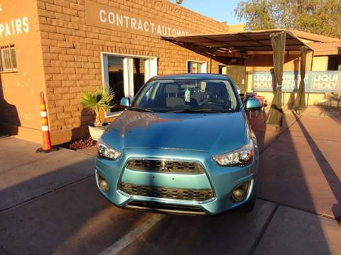 2013 Mitsubishi Outlander Sport for sale in Las Vegas, NV