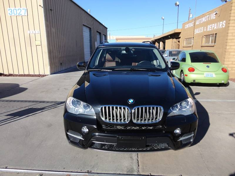 2013 BMW X5 for sale at CONTRACT AUTOMOTIVE in Las Vegas NV