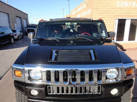 2005 HUMMER H2 for sale at CONTRACT AUTOMOTIVE in Las Vegas NV