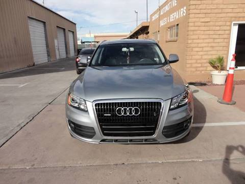 2010 Audi Q5 for sale at CONTRACT AUTOMOTIVE in Las Vegas NV