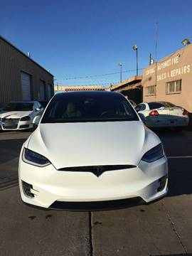 2018 Tesla Model X for sale in Las Vegas, NV
