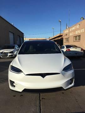 2018 Tesla Model X for sale in Las Vegas, NV