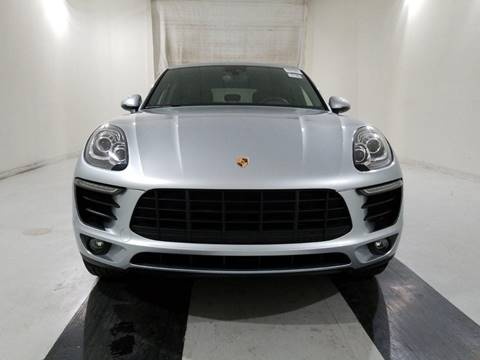 2018 Porsche Macan for sale at CONTRACT AUTOMOTIVE in Las Vegas NV