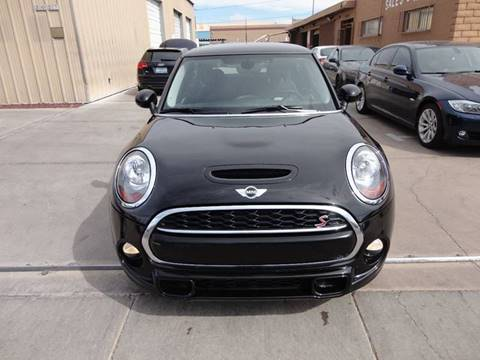 2015 MINI Hardtop for sale at CONTRACT AUTOMOTIVE in Las Vegas NV