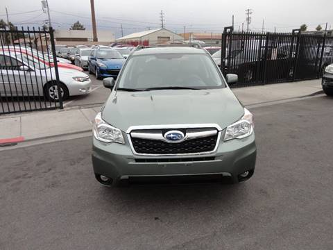 2016 Subaru Forester for sale in Las Vegas, NV