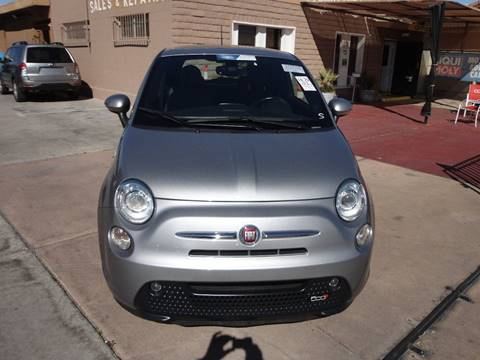 Fiat Las Vegas >> 2016 Fiat 500e For Sale In Las Vegas Nv