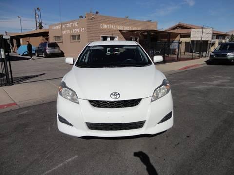 Las Vegas Toyota >> Used Toyota Matrix For Sale In Las Vegas Nv Carsforsale Com