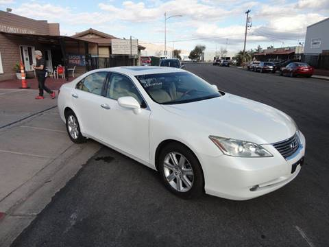 2008 Lexus ES 350 for sale at CONTRACT AUTOMOTIVE in Las Vegas NV