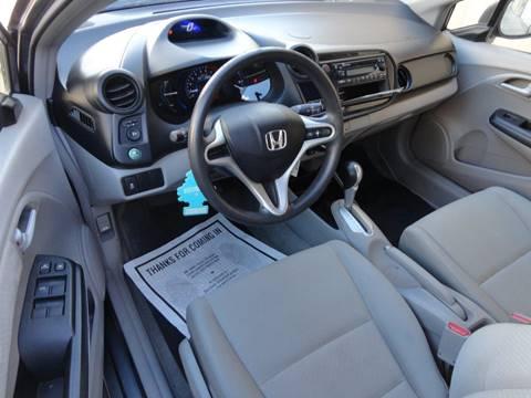 2014 Honda Insight