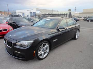 2011 BMW 7 Series for sale at CONTRACT AUTOMOTIVE in Las Vegas NV