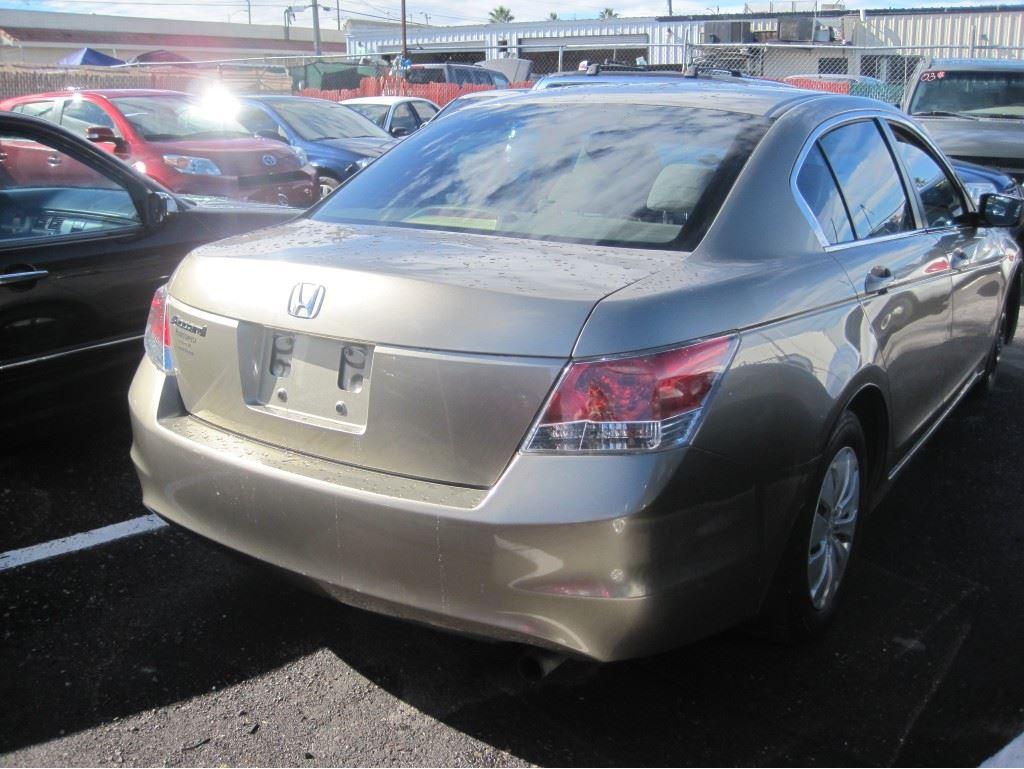 2009 Honda Accord LX 4dr Sedan 5A - Las Vegas NV