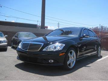 2008 Mercedes-Benz S-Class for sale at CONTRACT AUTOMOTIVE in Las Vegas NV