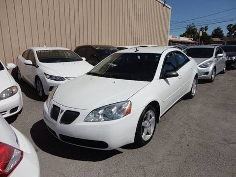 2009 Pontiac G6 for sale in Las Vegas, NV