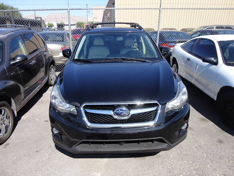 2013 Subaru XV Crosstrek for sale at CONTRACT AUTOMOTIVE in Las Vegas NV