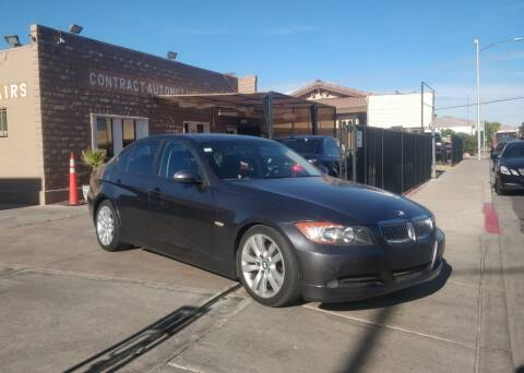2008 BMW 3 Series for sale at CONTRACT AUTOMOTIVE in Las Vegas NV