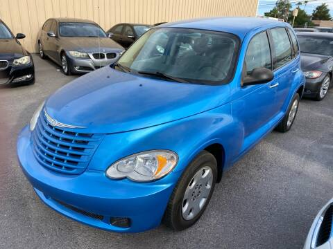 2008 Chrysler PT Cruiser for sale at CONTRACT AUTOMOTIVE in Las Vegas NV