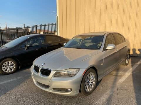 2009 BMW 3 Series for sale at CONTRACT AUTOMOTIVE in Las Vegas NV