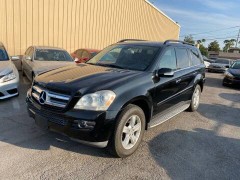 2008 Mercedes-Benz GL-Class for sale at CONTRACT AUTOMOTIVE in Las Vegas NV
