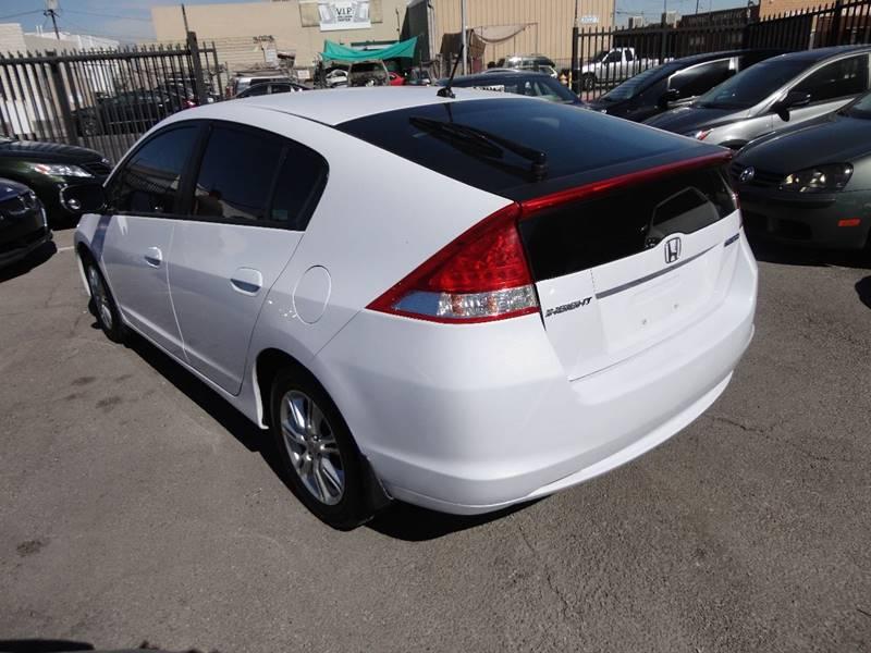 2010 Honda Insight EX 4dr Hatchback w/Navi - Las Vegas NV