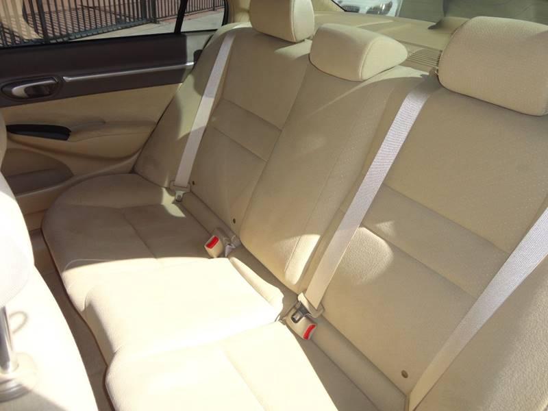 2008 Honda Civic Hybrid 4dr Sedan - Las Vegas NV
