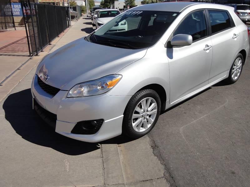 2010 Toyota Matrix 4dr Wagon 4A - Las Vegas NV