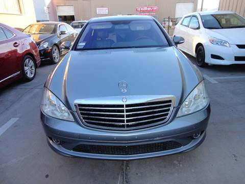 2007 Mercedes-Benz S-Class for sale in Las Vegas, NV