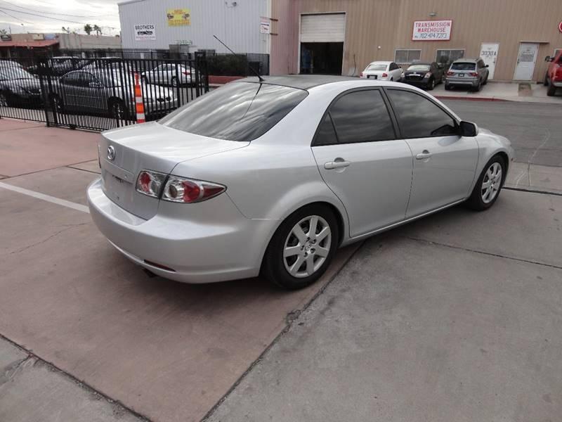 2007 Mazda MAZDA6 i Touring 4dr Sedan (2.3L I4 5A) - Las Vegas NV