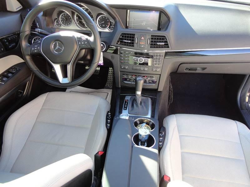 2013 Mercedes-Benz E-Class E350 2dr Coupe - Las Vegas NV