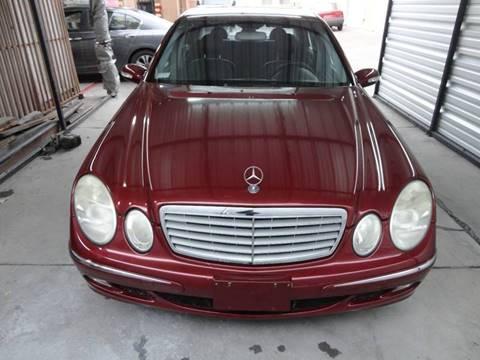 2003 Mercedes-Benz E-Class