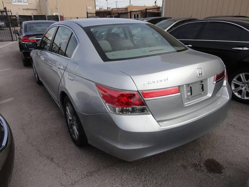2012 Honda Accord EX 4dr Sedan 5A - Las Vegas NV