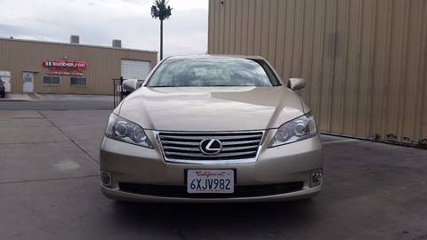 2012 Lexus ES 350 for sale at CONTRACT AUTOMOTIVE in Las Vegas NV