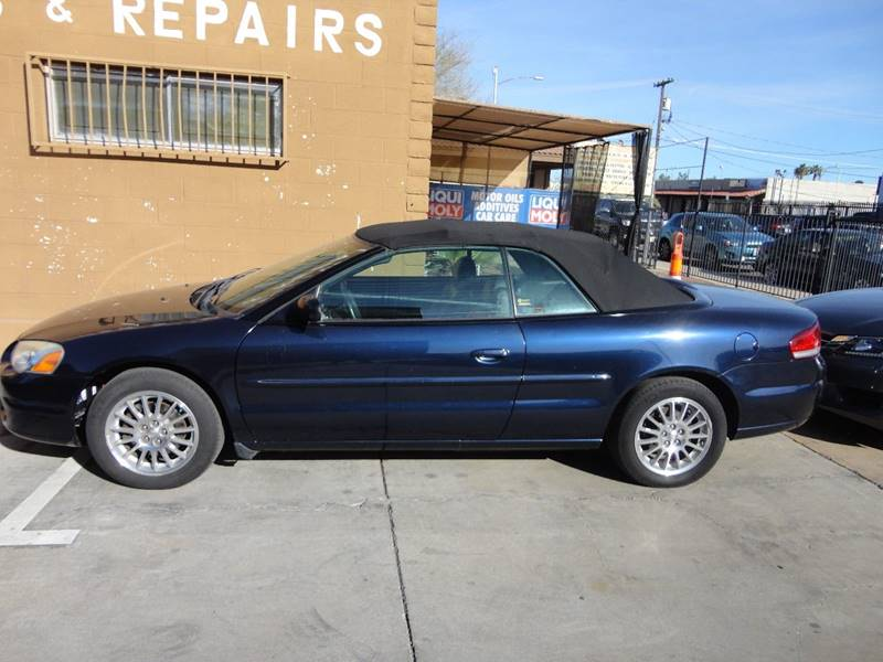 2004 Chrysler Sebring LXi 2dr Convertible - Las Vegas NV