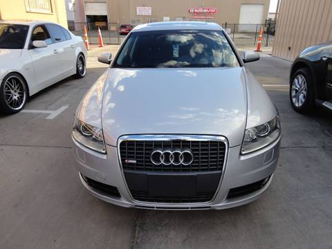 2008 Audi A6 for sale at CONTRACT AUTOMOTIVE in Las Vegas NV