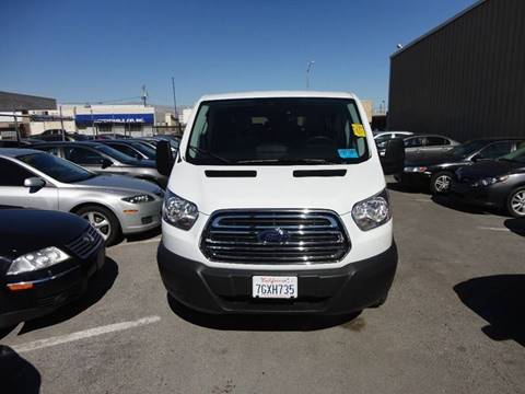 2015 Ford Transit Wagon for sale at CONTRACT AUTOMOTIVE in Las Vegas NV