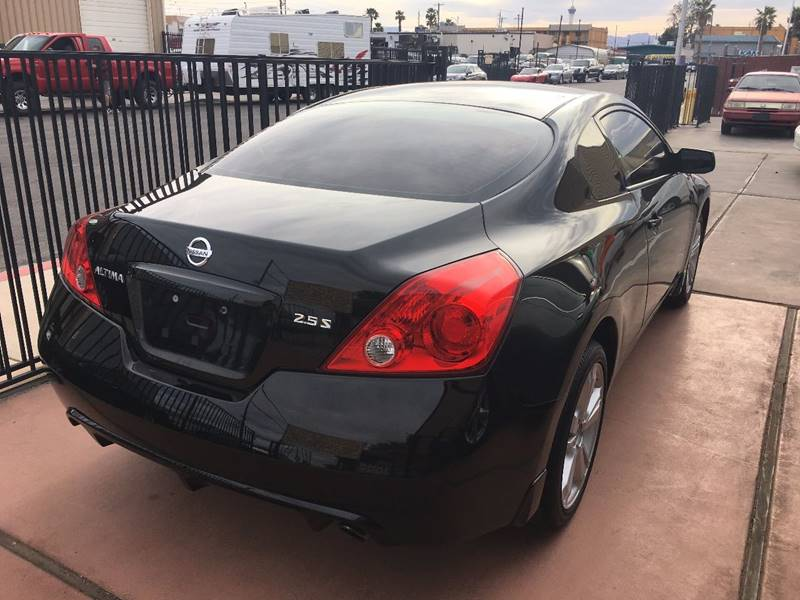 2012 Nissan Altima 2.5 S 2dr Coupe CVT - Las Vegas NV
