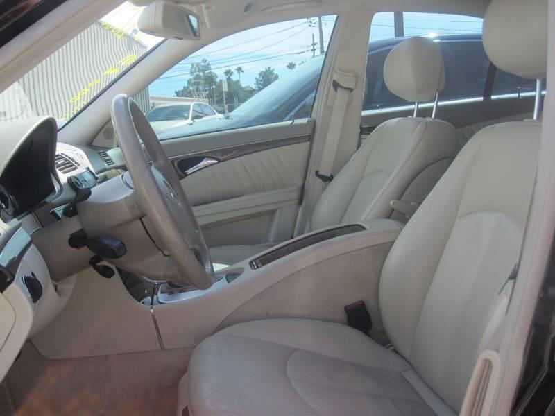 2006 Mercedes-Benz E-Class E 500 4dr Sedan - Las Vegas NV