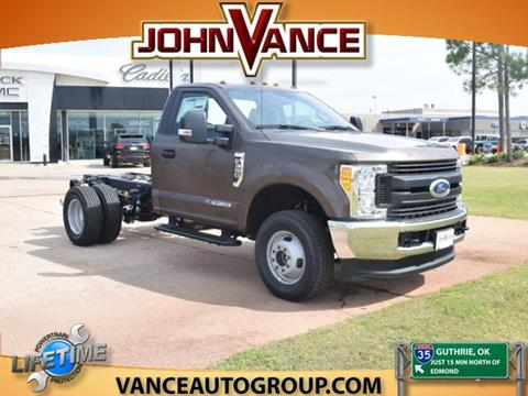 2017 Ford F-350 Super Duty for sale in Guthrie, OK