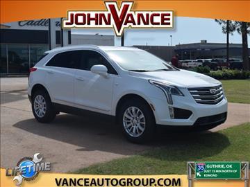 2017 Cadillac XT5 for sale in Guthrie, OK